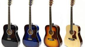 Безумные гитары (23 фото.